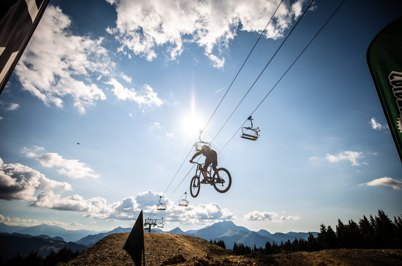 morzine mountain bike holidays, ride the downhill tracks of the world cup