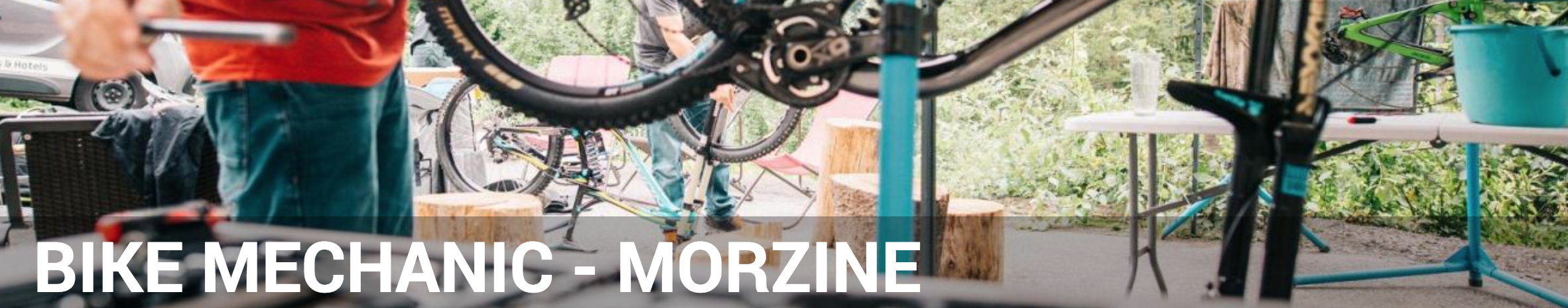 BIKE MECHANIC MORZINE