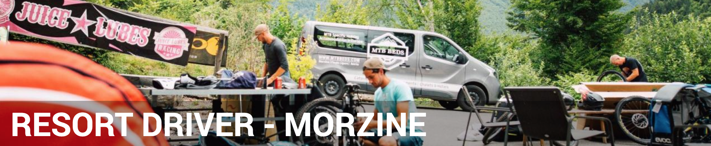 morzine resort driver job