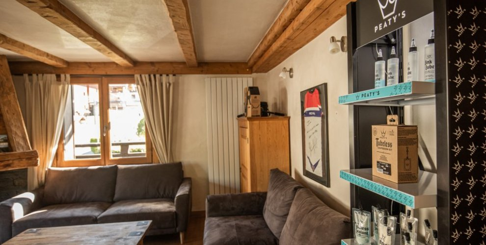 Chill out on your morzine mtb holiday