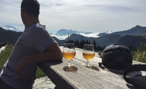BEERS UP MORZINE