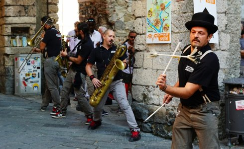 Live Entertainment in Finale Ligure