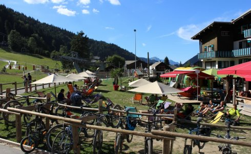 Morzine Mountain Biking Summer