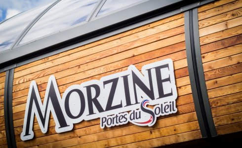 Morzine Portes du Soleil Mountain Bike Lift