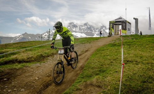 morgins mountain bike trails