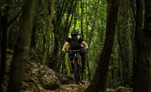 finale ligure has some of the best mountain bike trails in the world