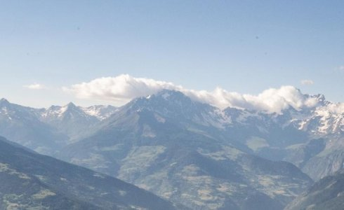 Epic view Aosta Valley guided tour