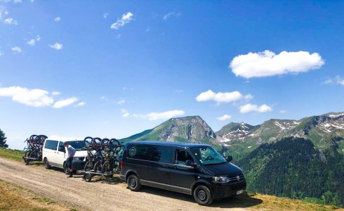 mtb beds day trips from morzine