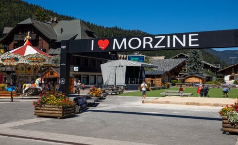 I Love Morzine events in Summer