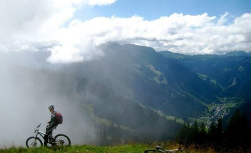 MTB guides in Morzine and les gets