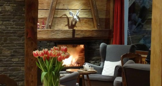 beautiful hotel fleur des neige in morzine with mtb beds holidays
