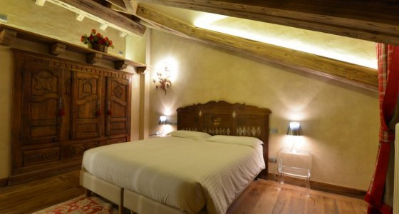 luxury bed aosta central