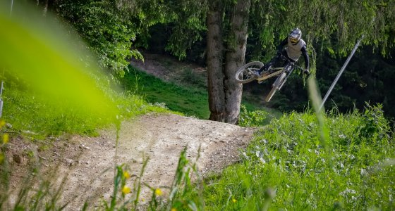 morzine catered chalet holidays with mtb beds