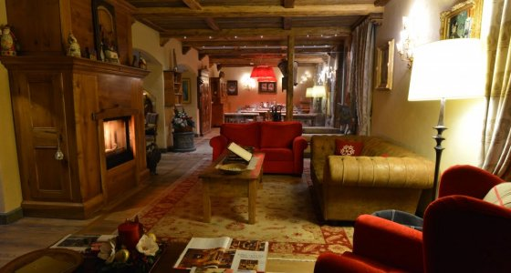 character hotel in aosta mtb tour