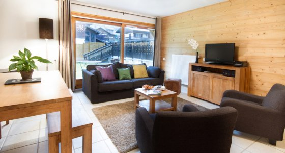 TV and wifi MTB  Accommodation Morzine