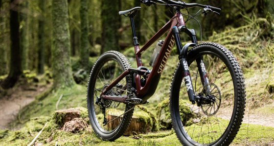 E-bike hire - MTB Beds