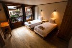 morzine catered chalet bedrooms