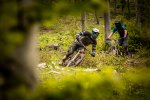 finale ligure fun mountain bike uplift coach camp