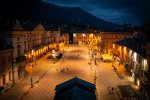 town square aosta valley city