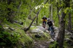 exploring the mountain bike trail of Pietra Ligure with MTB BEDS tours