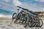 Transition hire bikes in Finale ligure mountain bike tours