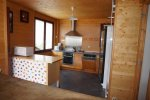 slef catered kitchen morzine mtb beds