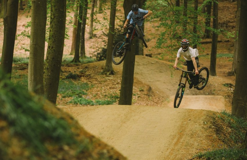 B1KE BIKE PARKS ACROSS THE UK ARE AN AMAZING MOUNTAIN BIKE ASSET