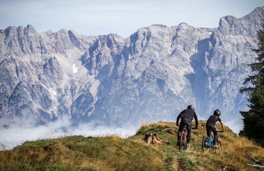 The Mountain bike holiday company providing epic adventures across europe