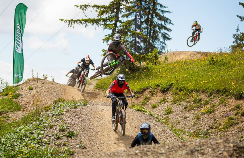 MTB BEDS MOUNTAIN BIKE HOLIDAYS IN europe